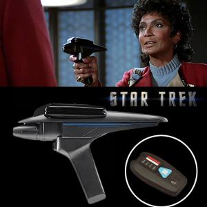 STAR TREK : THE SEARCH FOR SPOCK - PHASER & PHASER TYPE 1 AMOVIBLE OFFICIELS