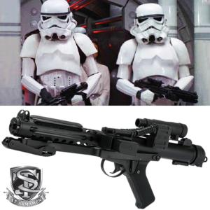 STAR WARS - STORMTROOPER BLASTER E11 TOUT METAL (VERSION AIRSOFT)