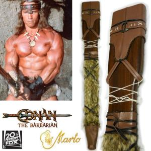 "CONAN -  FOURREAU EPEE CONAN ""SWORD ATLANTEAN"" OFFICIEL (VERSION  ""MARTO""- COMPATIBLE WINDLASS ! )"