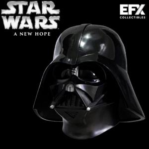 STAR WARS - CASQUE DARK VADOR OFFICIEL (EFX COLLECTIBLES)