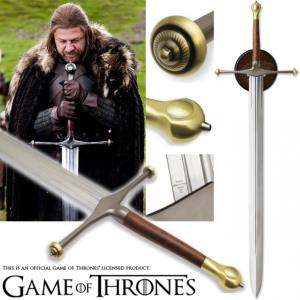 GAME OF THRONES - ICE, EPEE DE EDDARD STARK OFFICIELLE LIMITED EDITION