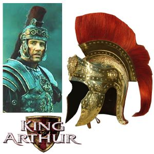 KING ARTHUR - CASQUE REPRODUCTION (VERSION ART REPLICAS)