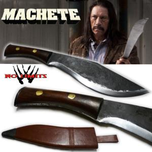 MACHETE - KUKRI REPRODUCTION AUTHENTIQUE (PRACTICAL MAITRE FORGERON - NO LIMITS)