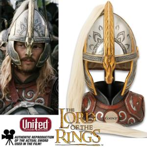 LOTR - EOMER CASQUE OFFICIEL LIMITED EDITION (ECHELLE 1/1 - UNITED CUTLERY)