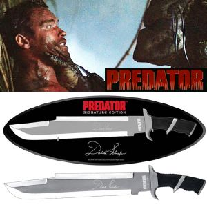 PREDATOR - MACHETTE OFFICIELLE SIGNATURE EDITION