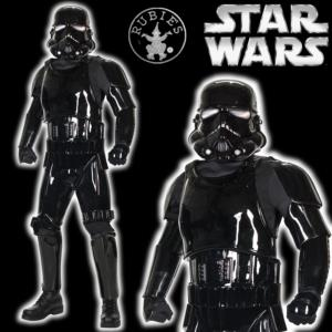 STAR WARS - SHADOW TROOPER SUPREME COSTUME OFFICIEL (RUBIE'S COLLECTOR)