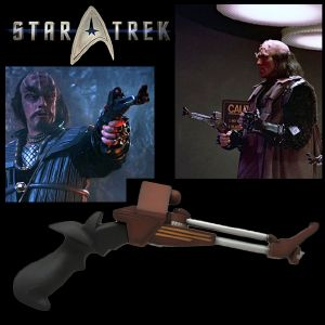 STAR TREK - DISRUPTOR KLINGON OFFICIEL