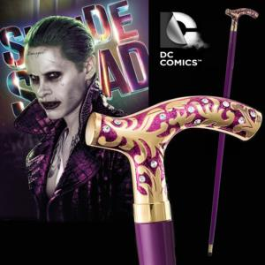 SUICIDE SQUAD - JOKER CANNE OFFICIELLE (DC COMICS - THE NOBLE COLLECTION)