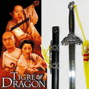 TIGRE & DRAGON - GREEN DESTINY SWORD (REPRODUCTION VERSION ART REPLICAS)