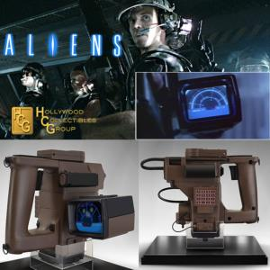 ALIENS - M314 MOTION TRACKER OFFICIEL ECHELLE 1:1 (ALIENS™ 20TH CENTURY FOX - HCG)