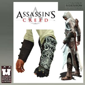 ASSASSIN'S CREED - SET 2 GARDE BRAS ALTAIR OFFICIELS