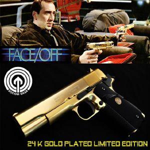 face off movie guns    Face Off Movie Guns
