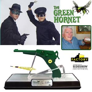 THE GREEN HORNET (SERIE) - GAZ GUN & KATO DART SIGNATURE EDITION PROP REPLICA