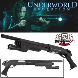 UNDERWORLD 2 : EVOLUTION - SHOTGUN M870 SELENE OFFICIEL