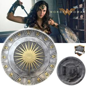 WONDER WOMAN - REPLIQUE BOUCLIER RESINE (REPRODUCTION ART REPLICAS)