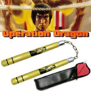 BRUCE LEE - NUNCHAKU OPERATION DRAGON