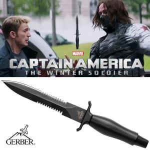 CAPTAIN AMERICA 2 - DAGUE THE WINTER SOLDIER OFFICIELLE