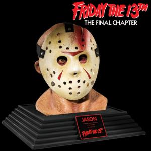 FRIDAY THE 13TH - BUSTE JASON OFFICIEL LIMITED EDITION (VERSION RUBIES USA IMPORT)