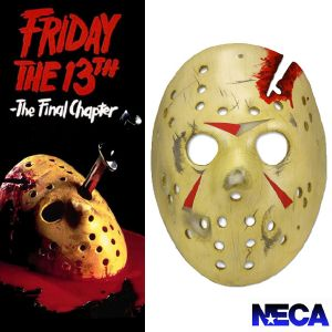 FRIDAY THE 13TH : THE FINAL CHAPTER (VENDREDI 13) - MASQUE DE JASON OFFICIEL (VERSION RESINE DELUXE)