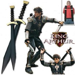 KING ARTHUR - LANCELOT SET 2 SWORDS