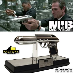 MEN IN BLACK (M.I.B.) - BLASTER STANDARD ISSUS AGENT SIDEARM (J2) LIMITED EDITION PROP REPLICA