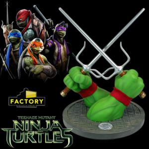 NINJA TURTLES - RAPHAEL SAI LIMITED EDITION PROP REPLICA (ECHELLE 1:1  FACTORY ENTERTAINMENT)