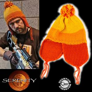 SERENITY - BONNET OFFICIEL JAYNE COBB (REPLICA SDCC EXCLUSIVE)