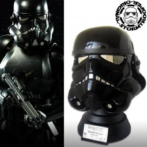 STAR WARS - SHADOW TROOPER CASQUE OFFICIEL LIMITED EDITION