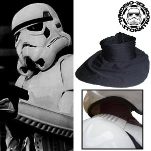 STAR WARS - STORMTROOPER JOINT DE COU OFFICIEL (NECK SEAL)