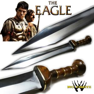THE EAGLE -  GLAIVE MARCUS REPRODUCTION AUTHENTIQUE (PRACTICAL ARTISAN FORGERON - NO LIMITS)