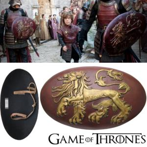 GAME OF THRONES - LANNISTER BOUCLIER OFFICIEL LIMITED EDITION