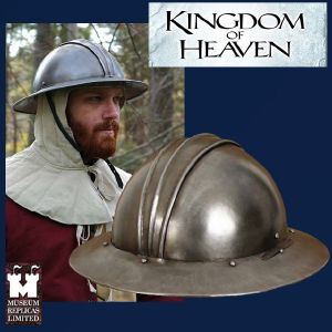 KINGDOM OF HEAVEN - ENGLISH WAR HAT OFFICIEL (WINDLASS STUDIO)