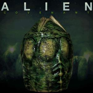 ALIEN - ALIEN XENOMORPH EGG OFFICIEL ECHELLE 1:1 (VERSION MOUSSE ET LATEX)