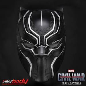 BLACK PANTHER - CASQUE INTEGRAL OFFICIEL (MARVEL - KILLERBODY)
