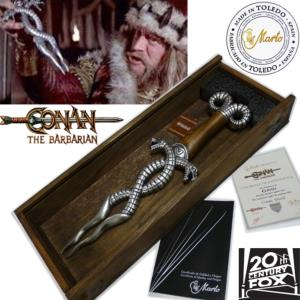 CONAN - DAGUE SERPENT OFFICIELLE MARTO LIMITED EDITION (IMPORT USA 20TH CENTURY FOX)