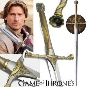 GAME OF THRONES - EPEE DE JAIME LANNISTER OFFICIELLE LIMITED EDITION