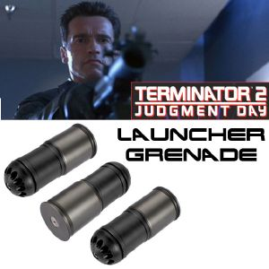 TERMINATOR 2 - LOT DE 3 GRENADES 40MM POUR GRENADE LAUNCHERS