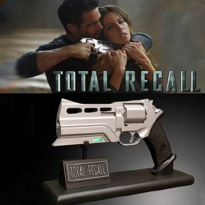 TOTAL RECALL : MEMOIRE PROGRAMMEE (2012 VERSION) - BLASTER OFFICIEL EXCLUSIVE EDITION