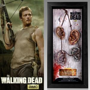WALKING DEAD (THE) - DARYL DIXON COLLIER D'OREILLES OFFICIEL