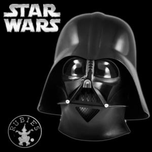 STAR WARS - CASQUE DARK VADOR OFFICIEL (RUBIE'S COLLECTOR MOULAGE D'ORIGINE)