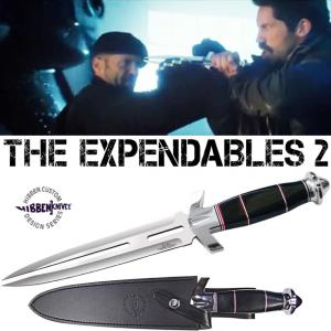 THE EXPENDABLES 2 - POIGNARD HECTOR OFFICIEL (UNITED CUTLERY)