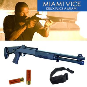 MIAMI VICE / 2 FLICS A MIAMI  - SHOTGUN BENELLI