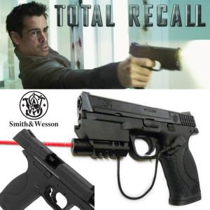 TOTAL RECALL : MEMOIRE PROGRAMME (2012 VERSION) - PISTOLET OFFICIEL FULL-AUTO AVEC LASER