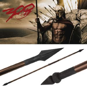 300 -  LANCE KING LEONIDAS (REPLIQUE VERSION MC-USA REPLICAS)