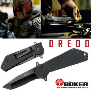 DREDD - KNIFE OFFICIEL