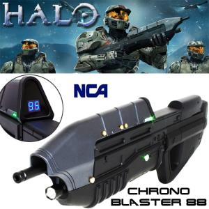 HALO - CHRONO BLASTER 88 AEG TOUT AUTOMATIQUE ULTRA LIMITED EDITION (NCA 301B)