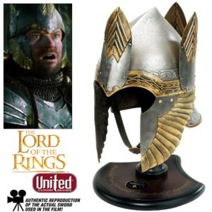 LOTR - KING ISILDUR CASQUE OFFICIEL LIMITED EDITION