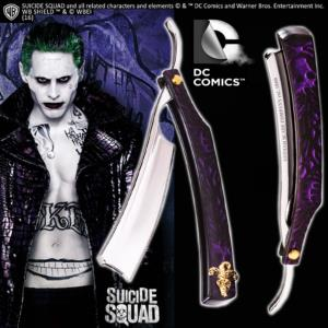 SUICIDE SQUAD - JOKER RASOIR OFFICIEL (DC COMICS - THE NOBLE COLLECTION)