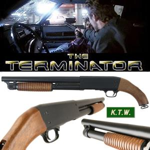 TERMINATOR - SHOTGUN KYLE OFFICIEL ITHACA M37 SAWED OFF