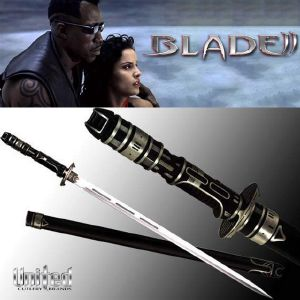 BLADE II - SABRE CUSTOM DELUXE (VERSION UNITED CUTLERY)